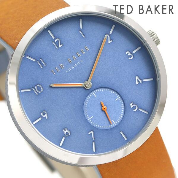 テッドベーカー メンズ 腕時計 スモールセコンド 革ベルト TE50011004 TED BAKER ジョシュ 42mm 時計【あす楽対応】
