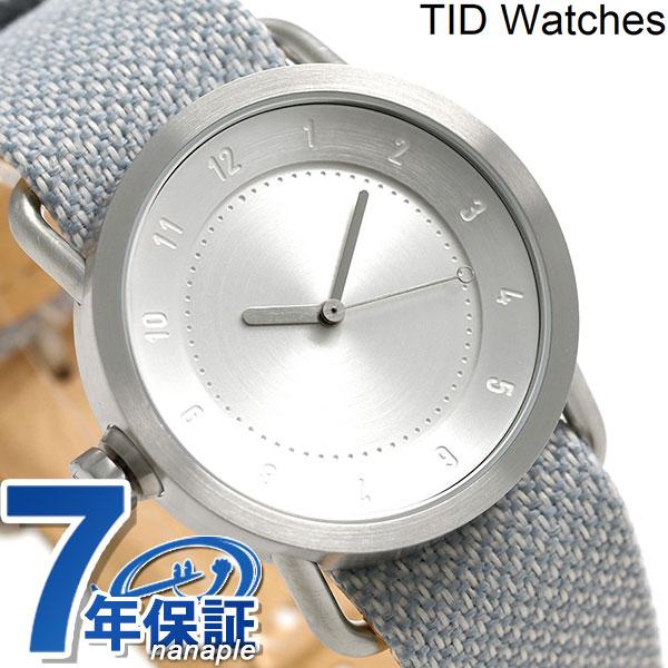 TID watches 時計 No.1 トウェインベルト 36mm TID01-36 TW SV/MINERAL ティッド ウォッチズ 腕時計