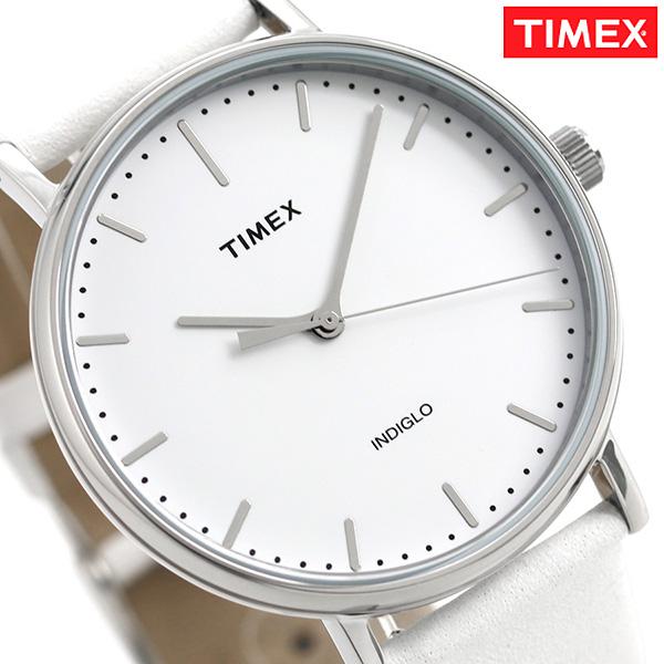 タイメックス ウィークエンダー フェアフィールド 41mm TW2R26100 TIMEX メンズ 腕時計 革ベルト 時計【あす楽対応】