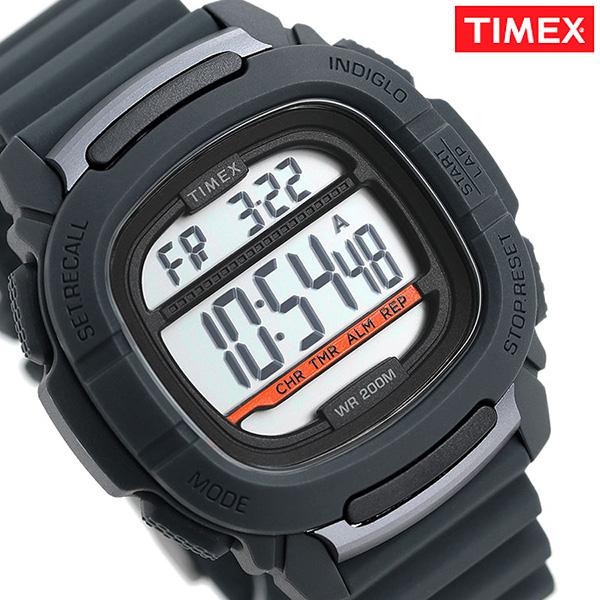 タイメックス 腕時計 ブースト デジタル メンズ TW5M26700 TIMEX グレー
