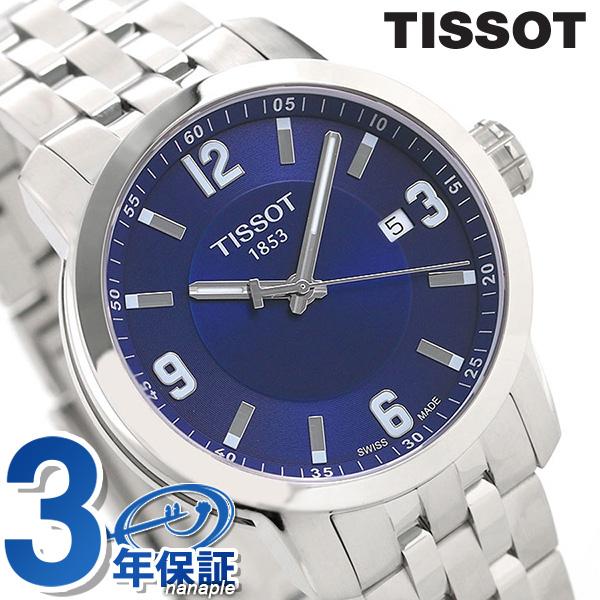 ティソ 腕時計 T-スポーツ PRC200 メンズ T055.410.11.047.00 TISSOT 時計