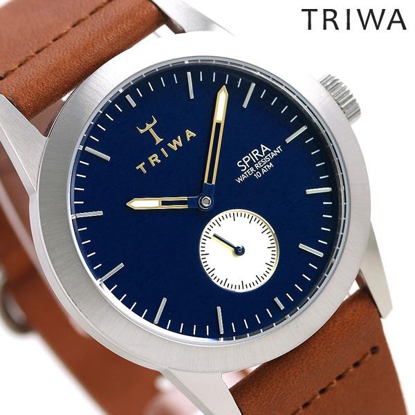 TRIWA トリワ 時計 スウェーデン 北欧 スモールセコンド 38mm ユニセックス 腕時計 スピラ SPST104-CL010212【あす楽対応】