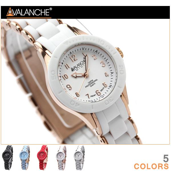 アバランチ 腕時計 レディース ミニ ヌーヴォー AVALANCHE AV-1025 時計