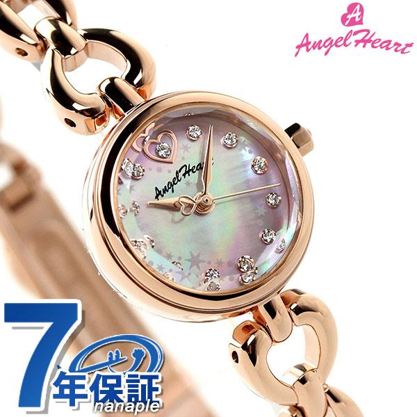 エンジェルハート ブライト ハート レディース 腕時計 BH21PP AngelHeart 時計