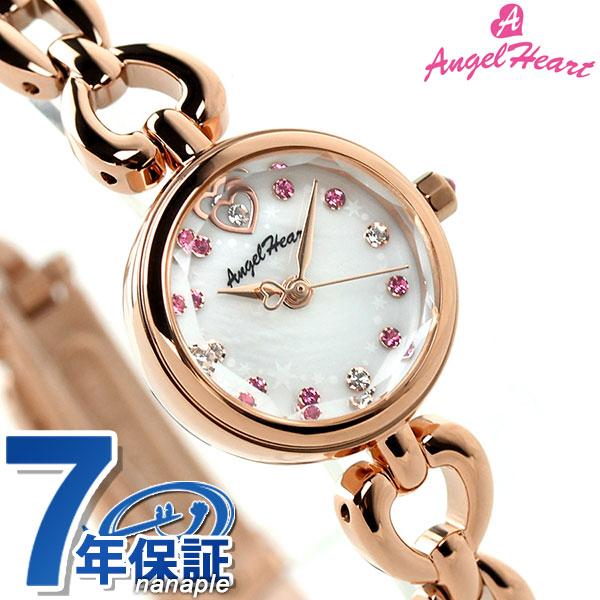 エンジェルハート ブライト ハート レディース 腕時計 BH21PW AngelHeart 時計