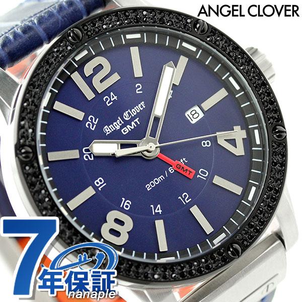 今なら店内ポイント最大49倍! エンジェルクローバー クリスマス 限定モデル GMT EVG46NVS-LIMITED Angel Clover 腕時計