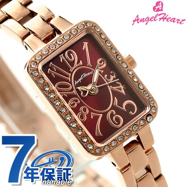 エンジェルハート トゥインクル ハート レディース 腕時計 TH16PR AngelHeart 時計
