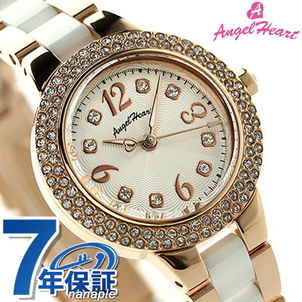 エンジェルハート ラブスポーツ レディース 腕時計 WL27CPGZ Angel Heart シルバー×ピンクゴールド 時計