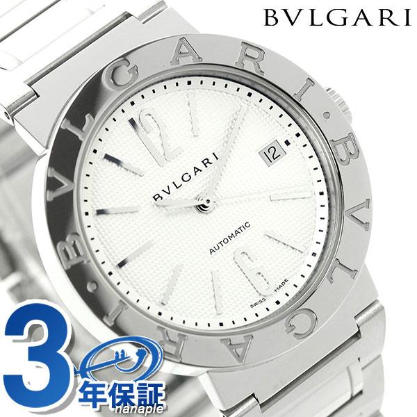 ブルガリ 時計 メンズ BVLGARI ブルガリ38mm 腕時計 BB38WSSDAUTO