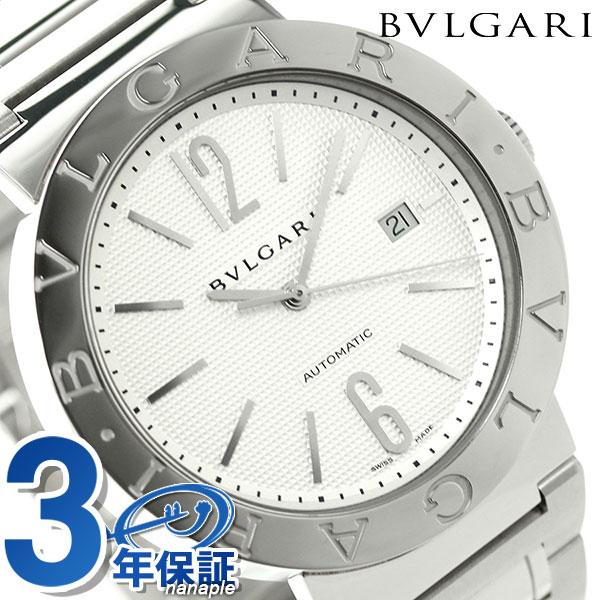 ブルガリ 時計 メンズ BVLGARI ブルガリ42mm 腕時計 BB42WSSDAUTO