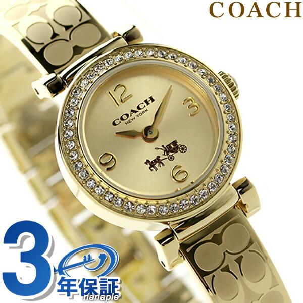 教練COACH教練女士手錶麥迪遜時裝14502202