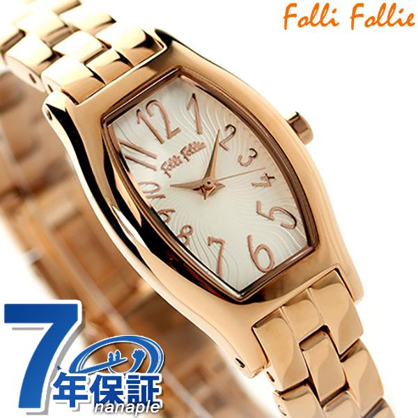 フォリフォリ デビュタント ウォッチ レディース WF8R026BPS Folli Follie 腕時計 時計