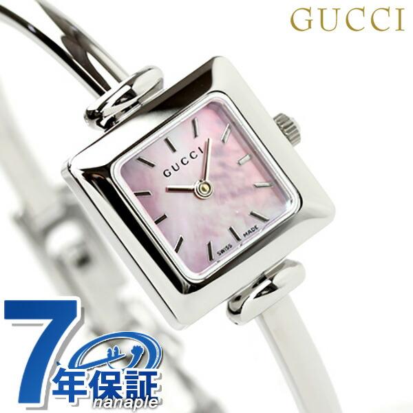 グッチ 時計 レディース GUCCI 腕時計 1900 ピンクシェル YA019519【あす楽対応】