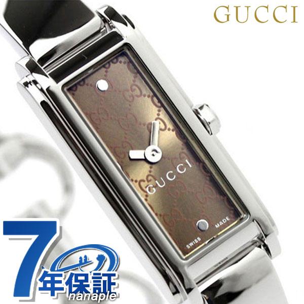 386343287a5d 楽天市場】グッチ 時計 レディース GUCCI 腕時計 Gライン ブラウン ...