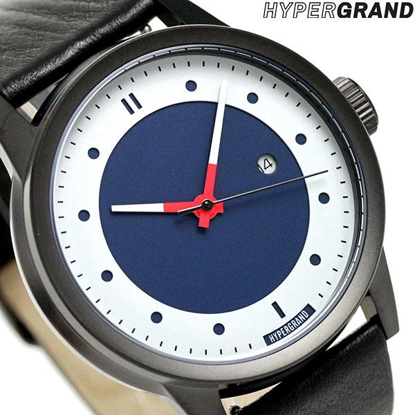 ハイパーグランド HYPERGRAND マーベリック 44mm CW3H4BLUBLK メンズ レディース 腕時計 時計