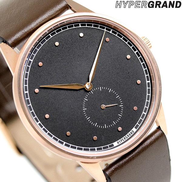 ハイパーグランド HYPERGRAND シグネチャー 40mm CWSGRBBRW メンズ レディース 腕時計 時計
