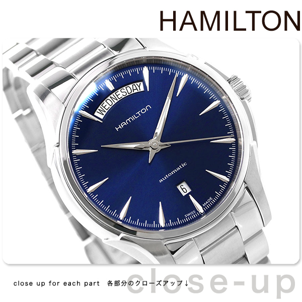 watch s seaview day men hamilton products automatic watches date mens lrg