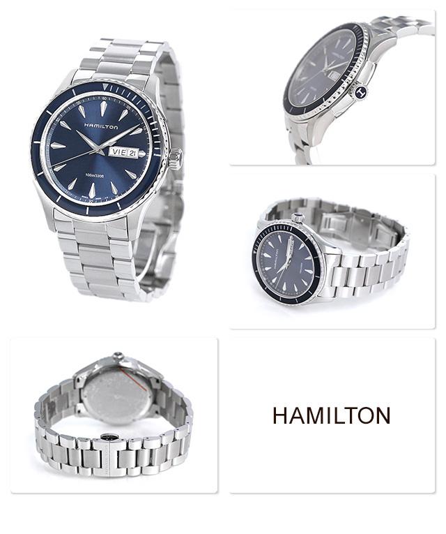 H37551141 Hamilton HAMILTON jazzmaster Seaview P19Jul15