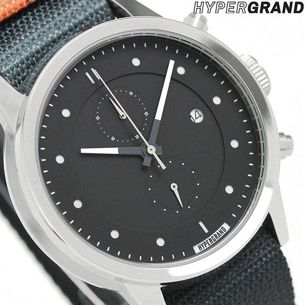 ハイパーグランド HYPERGRAND マーベリック 44mm クロノグラフ NWM4FLPT HYPERGRAND 腕時計 腕時計 マーベリック 時計, 小さな本屋さん:83548e7e --- bulkcollection.top