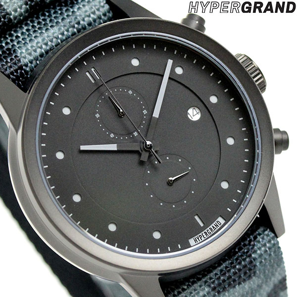 ハイパーグランド HYPERGRAND マーベリック 44mm クロノグラフ NWM4HAWK 腕時計 時計