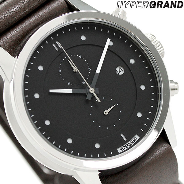 ハイパーグランド HYPERGRAND 時計 マーベリック 44mm クロノグラフ 44mm NWM4OKBW NWM4OKBW 腕時計 時計, 笑印堂:cfbf2dbf --- bulkcollection.top