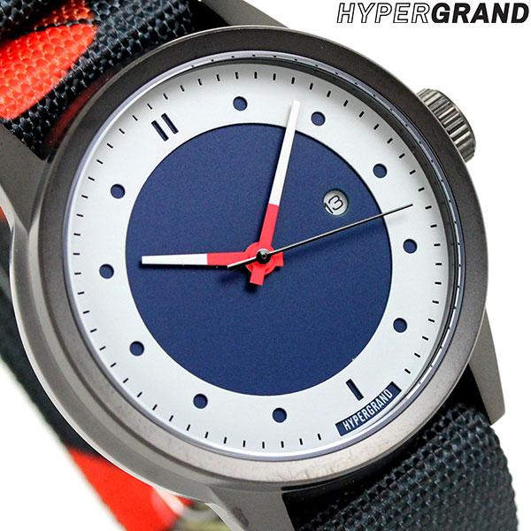 ハイパーグランド HYPERGRAND マーベリック 44mm NWM4SOUL メンズ レディース 腕時計 時計