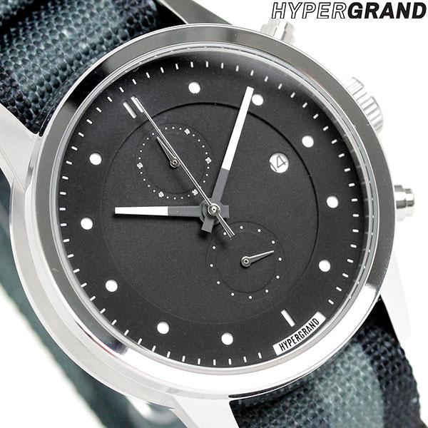 ハイパーグランド HYPERGRAND マーベリック 44mm クロノグラフ NWM4TARM 腕時計 時計