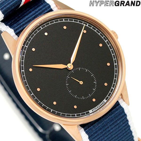 ハイパーグランド HYPERGRAND シグネチャー 40mm NWSGRBBLUE メンズ レディース 腕時計 時計