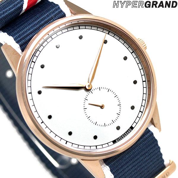 ハイパーグランド HYPERGRAND NWSGRWBLUE シグネチャー 40mm NWSGRWBLUE メンズ レディース レディース 40mm 腕時計 時計, ランニングクラブ グラスホッパー:bd95ecd3 --- bulkcollection.top