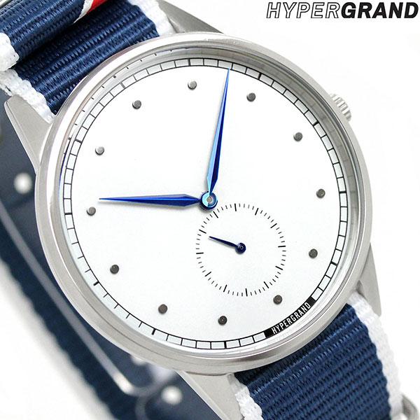 ハイパーグランド HYPERGRAND シグネチャー 40mm NWSGSWBLUE メンズ レディース 腕時計 時計
