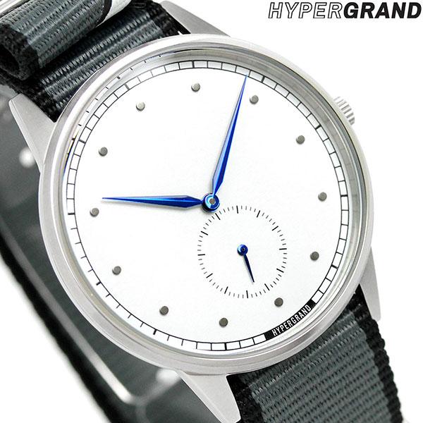ハイパーグランド HYPERGRAND シグネチャー 40mm NWSGSWGREY 腕時計 メンズ レディース 腕時計 シグネチャー メンズ 時計, カイホーク:407e5c07 --- bulkcollection.top