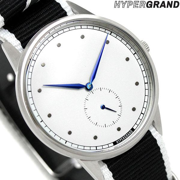 ハイパーグランド HYPERGRAND シグネチャー 40mm NWSGSWMONO メンズ レディース 腕時計 時計