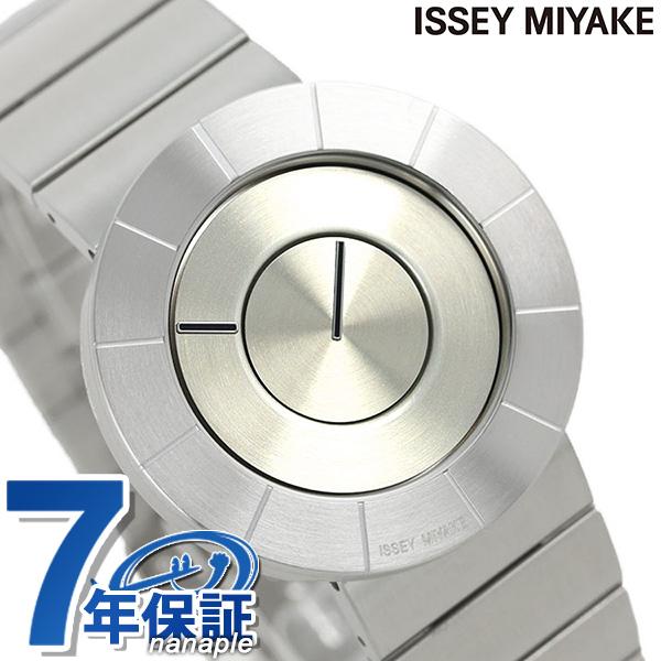 イッセイミヤケ 腕時計 メンズ ティーオー シルバー ISSEY MIYAKE SILAN001 時計【あす楽対応】