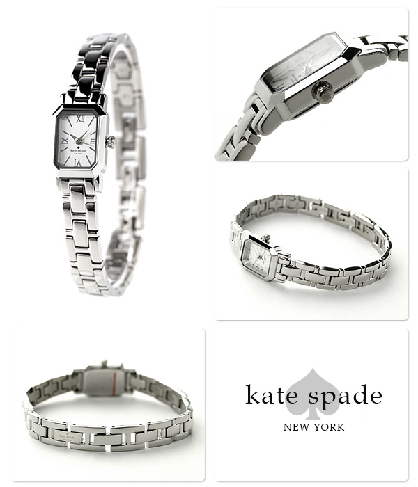 Kate spade New York tiny Hudson 15 mm 1YRU0631 KATE SPADE NEW YORK ladies watch quartz silver