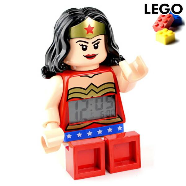 nanaple   Rakuten Global Market: Lego clock alarm clock Wonder Woman ...