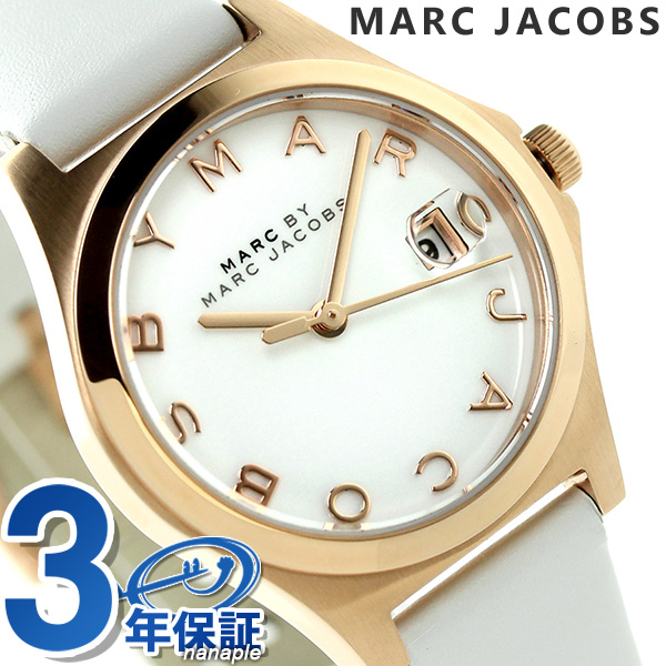 makubaimakujieikobusuzasurimu 31mm MBM9057 MARC by MARC JACOBS手錶全部白