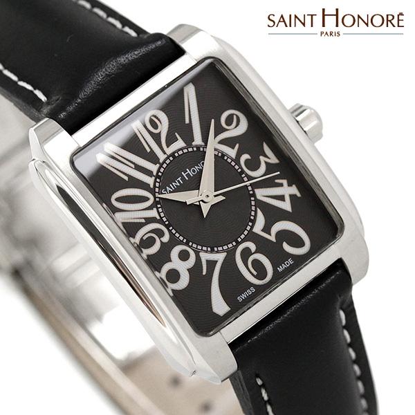 santonoremanhattan 25.5mm瑞士制造女士SN7220051NFB SAINT HONORE手表