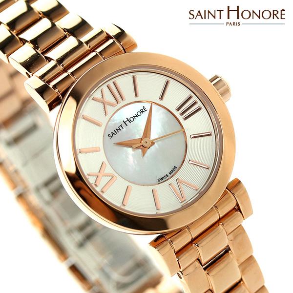 サントノーレ オペラ ミニョン 26mm スイス製 レディース SN7221118YRR SAINT HONORE 腕時計 時計