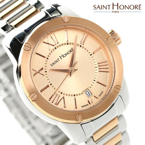 サントノーレ アートコード レディ 35mm スイス製 SN7511306LMRR SAINT HONORE 腕時計 時計