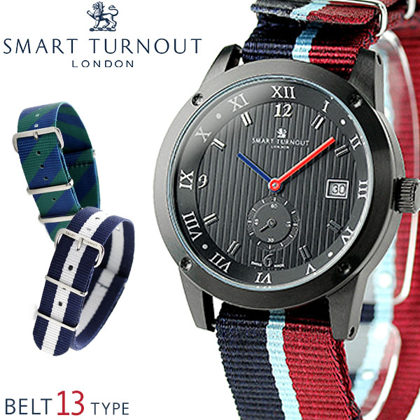 スマートターンアウト タウン ウォッチ 腕時計 選べるモデル STE2-N2 時計