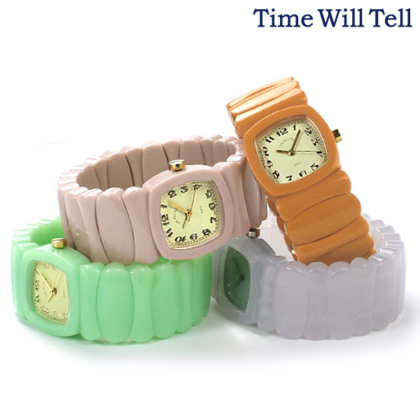 The model who can choose thyme Teru Will Lady's watch port vero TIME WILL TELL
