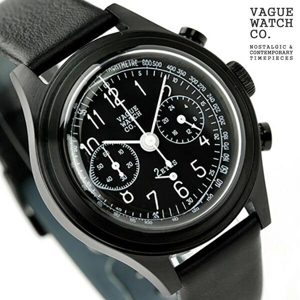 ヴァーグウォッチ 松本潤 99.9 ドラマ着用モデル 2C-L-003 腕時計 クロノグラフ 時計