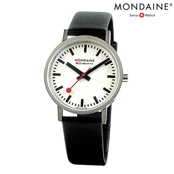 MONDAINE モンディーン モンディーン 腕時計 クラシック 36mm 腕時計 A660.30314.11SBB 36mm 時計, 栄町:b7b45228 --- jphupkens.be