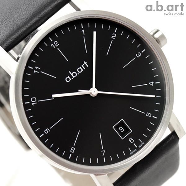 a.b.art エービーアート 腕時計 O 104 ブラック 時計