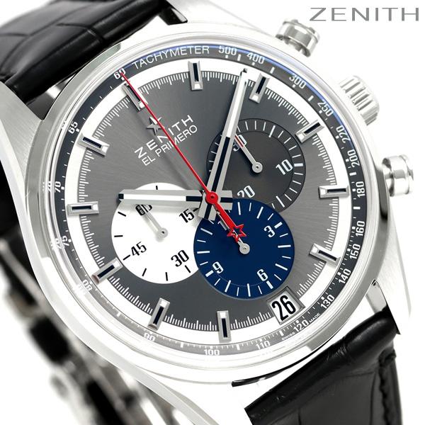 ゼニス ZENITH クロノマスター エルプリメロ 36000VPH 42mm 03.2040.400/26.C496 メンズ 腕時計 時計【あす楽対応】