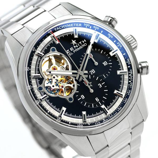 ゼニス クロノマスター エルプリメロ オープン 1969 クロノグラフ 03.2040.4061/21.M2040 ZENITH メンズ 腕時計 新品 時計【あす楽対応】