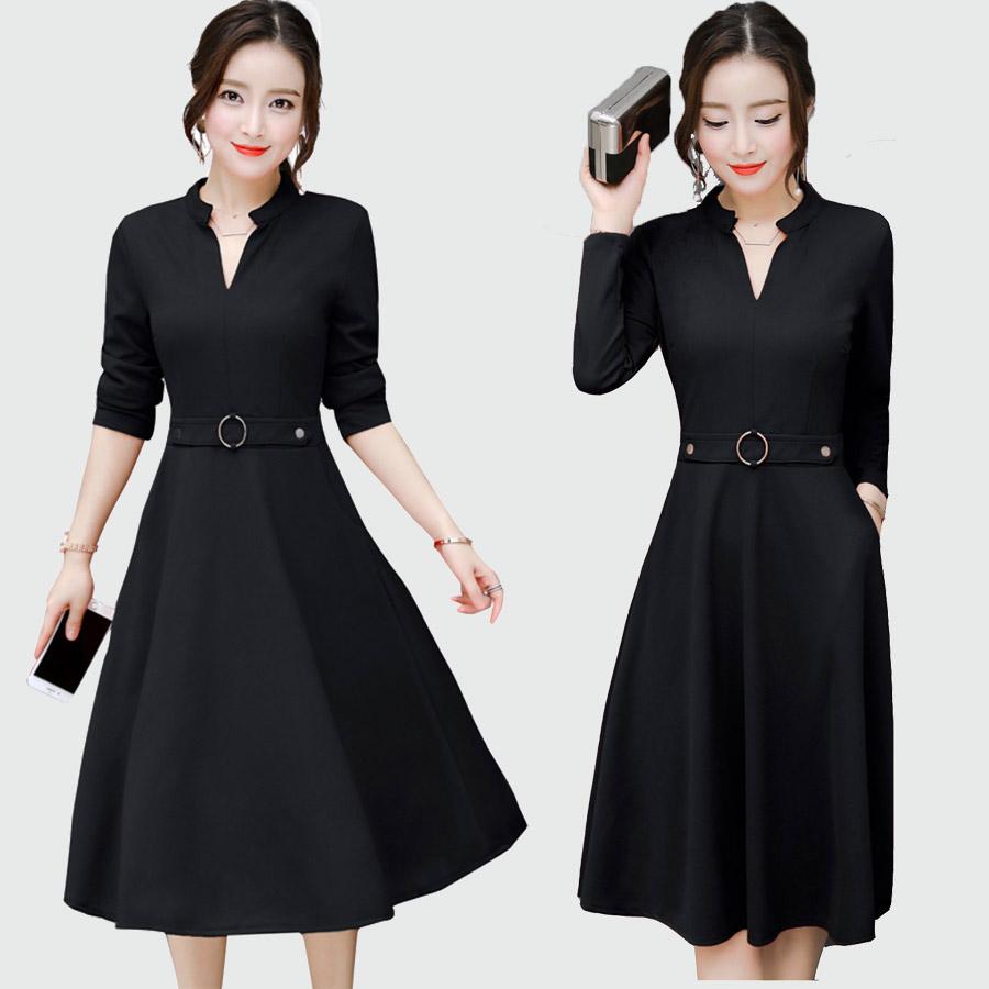 046839688775e ワンピース(黒色系 ブラック)春ファッションのおすすめランキング 1 ...