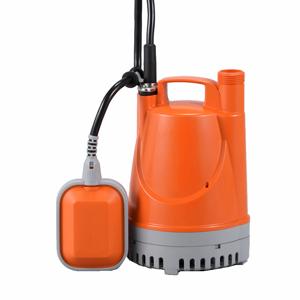 【工進】水中ポンプ 清水用水中ポンプ【YK-625A オレンジ】