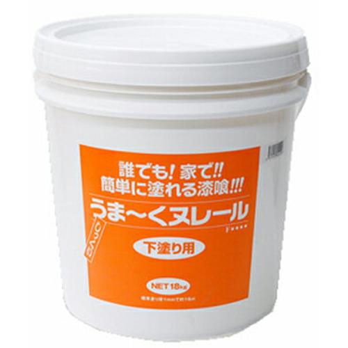 【日本プラスター】漆喰 うま~くヌレール【13UNB21 18kg 下塗り用】