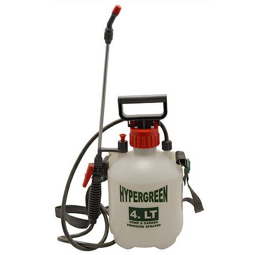 軽い・カンタン・使いやすい! 【マルハチ】噴霧器 ガーデンスプレー蓄圧式噴霧器ハイパー【#4000 タンク容量:4L】